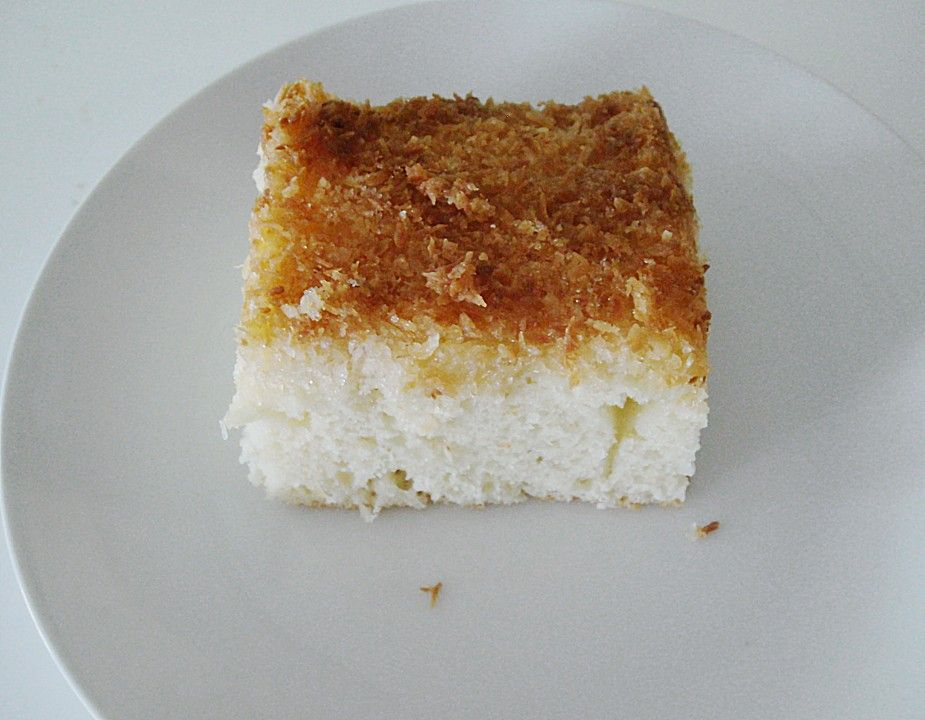 Kokos - Buttermilch - Kuchen 24