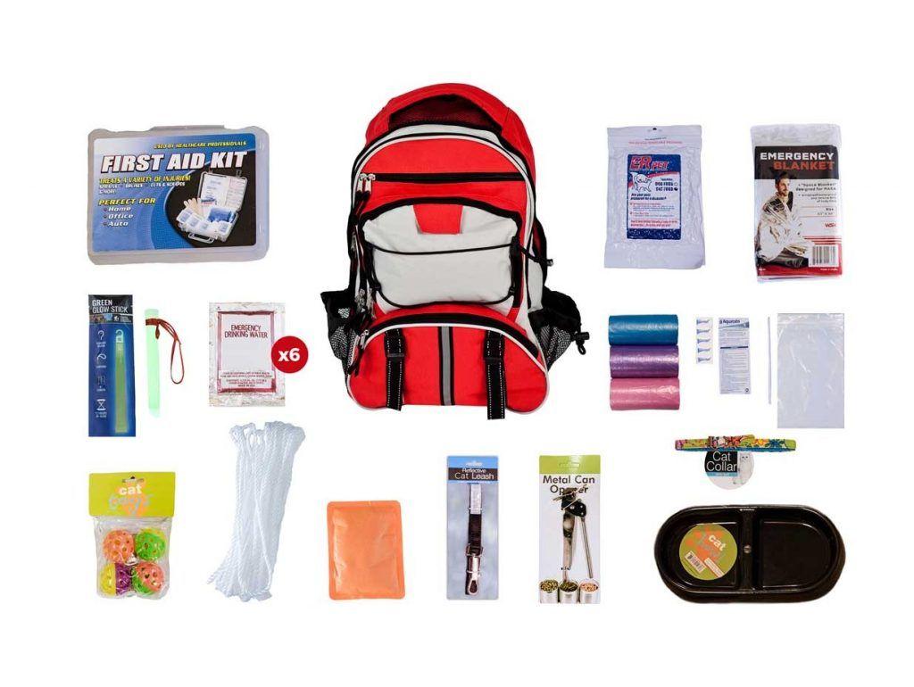 Account suspended emergency survival kit survival kit