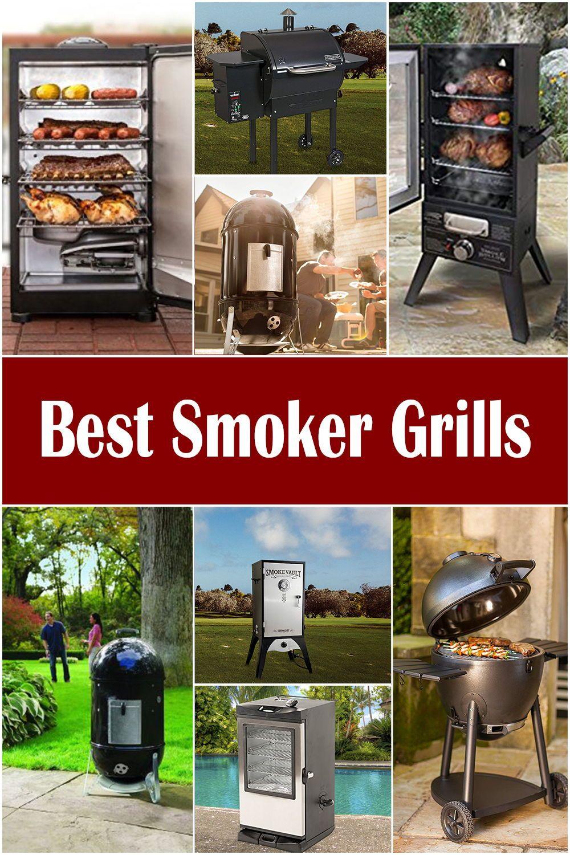 Best Smoker Grills Reviews Buyer S Guide Feb 2020 Best