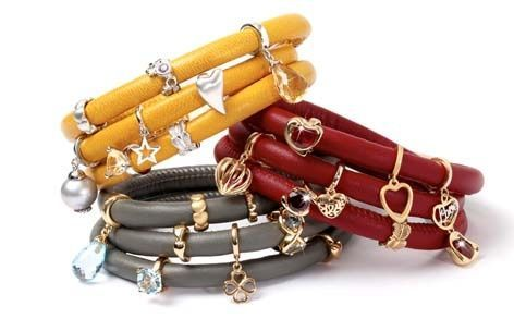 Great variety of bracelet colors! Great for any outfit! From Endless Jewelry