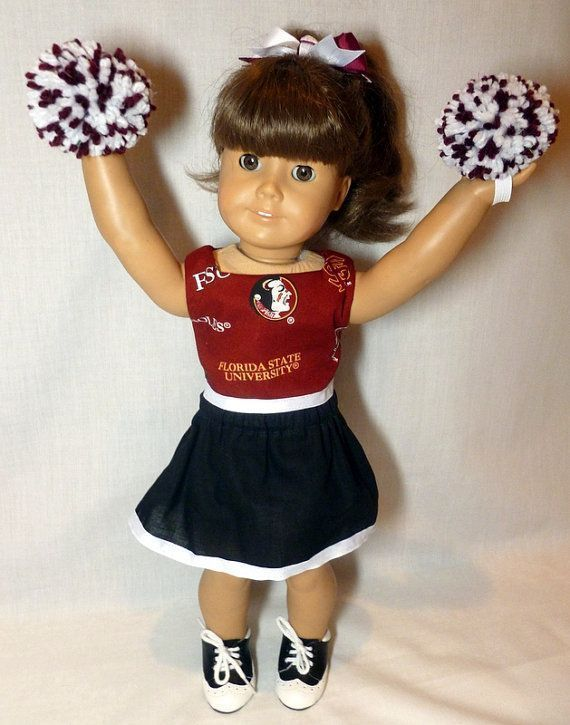 American Girl doll clothes cheerleader Florida State Seminoles 18 inch doll #18inchcheerleaderclothes American Girl doll clothes cheerleader Florida by OffTheHookbyLora, $17.00 #18inchcheerleaderclothes American Girl doll clothes cheerleader Florida State Seminoles 18 inch doll #18inchcheerleaderclothes American Girl doll clothes cheerleader Florida by OffTheHookbyLora, $17.00 #18inchcheerleaderclothes American Girl doll clothes cheerleader Florida State Seminoles 18 inch doll #18inchcheerleader #18inchcheerleaderclothes