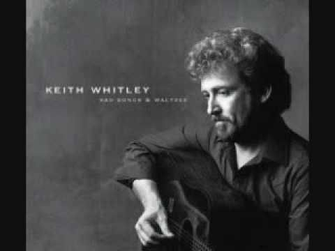 ▶ Keith Whitley - I Don't Know You Well Enough To Say Goodbye - YouTube