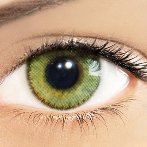 Solotica Natural Colors Ambar 12 Months Wear Contact Lenses Colored Eye Pigments Solotica Lenses