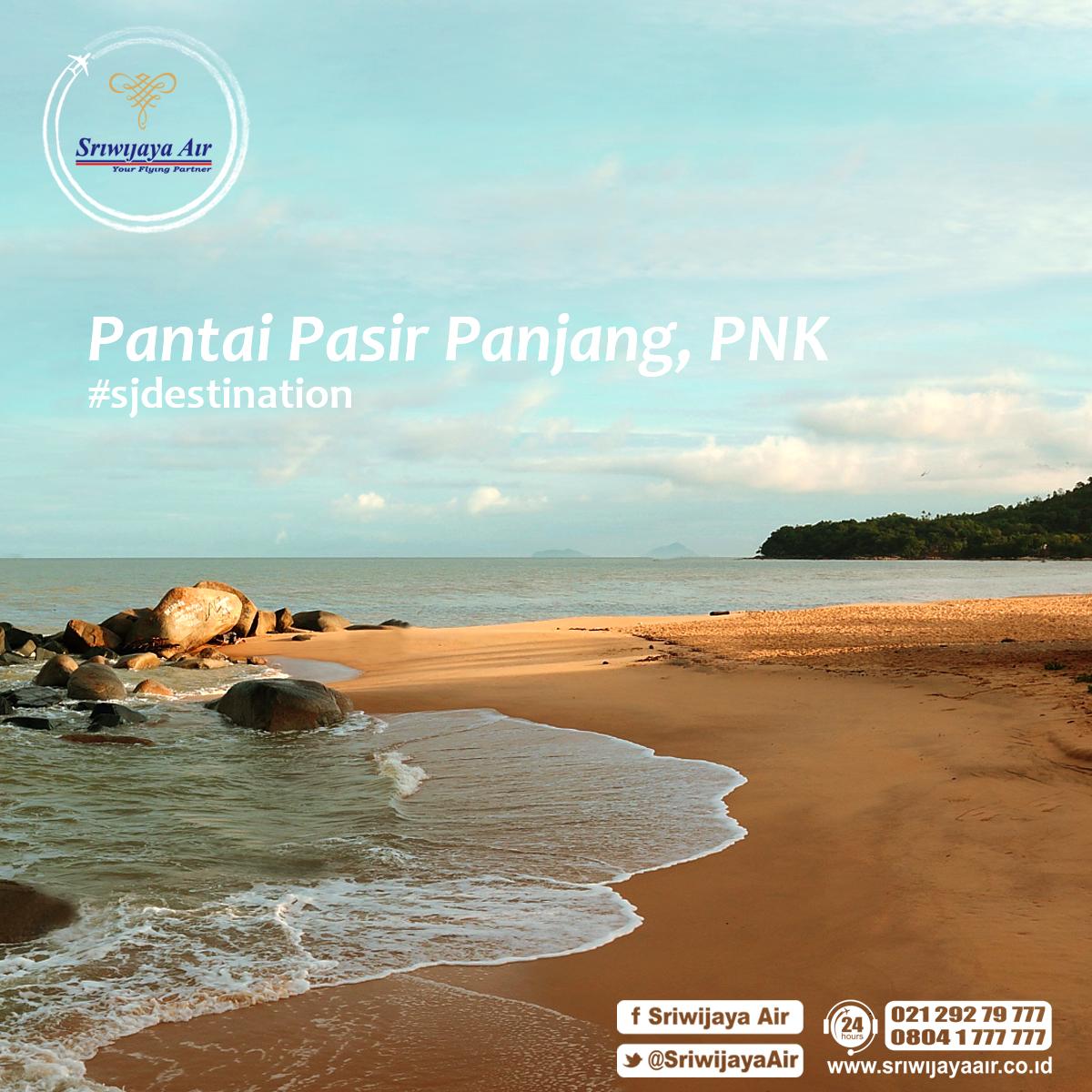 Foto Pantai Pasir Panjang Lokasi Singkawang Kalimantan Barat Cara Untuk Sampai Di Lokasi Letak Pantai Ini Cukup S Pantai Berpasir Pantai Penerbangan
