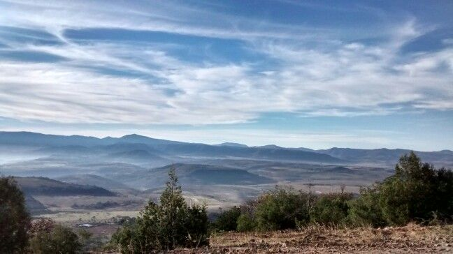 El Espinazo Del Diablo Camino A Talpa De Allende Jalisco Mxico