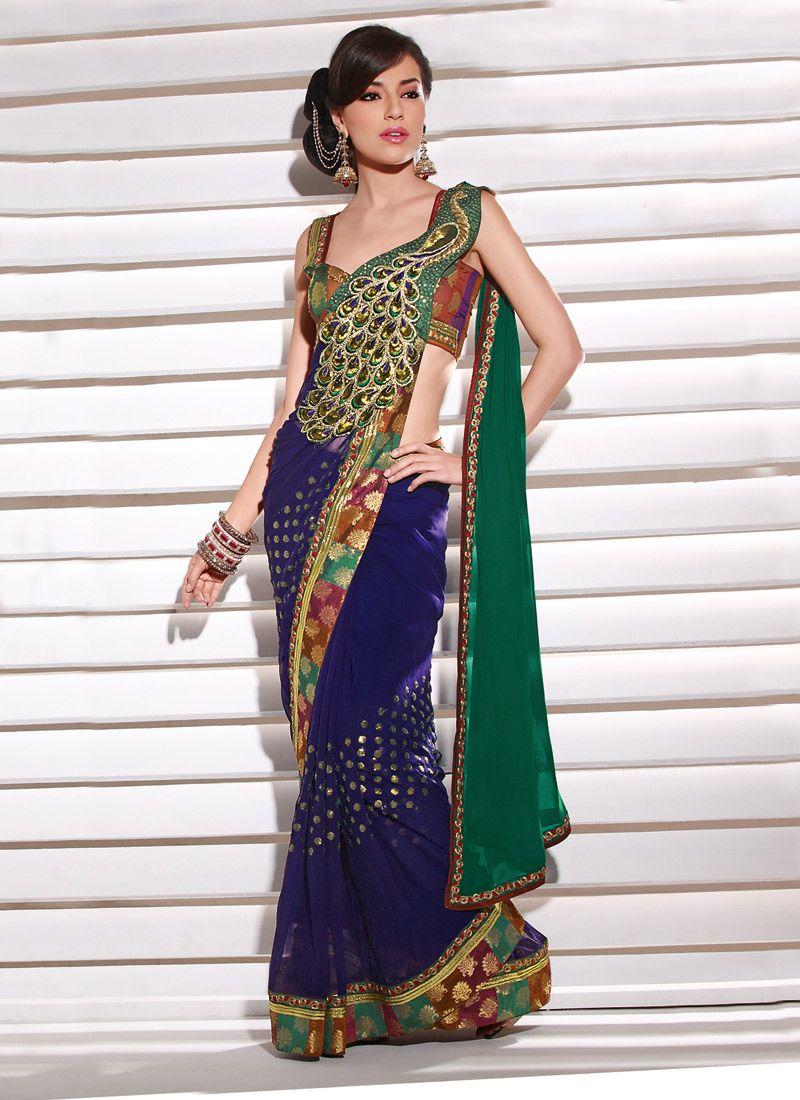 1bfbd3c5d4b376 Menlo Park | Embracing the Positives | Indian dresses, Saree, Indian ...