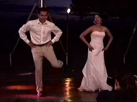 Longest Surprise First Wedding Dance Funny In Kauai