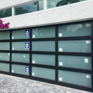 Impact Resistant Glass Garage Doors Garage Doors Glass Garage Door Garage Door House