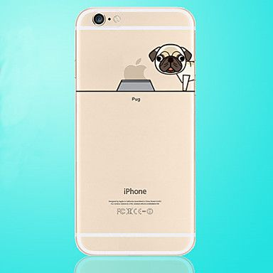 coque iphone 6 porte carte chien