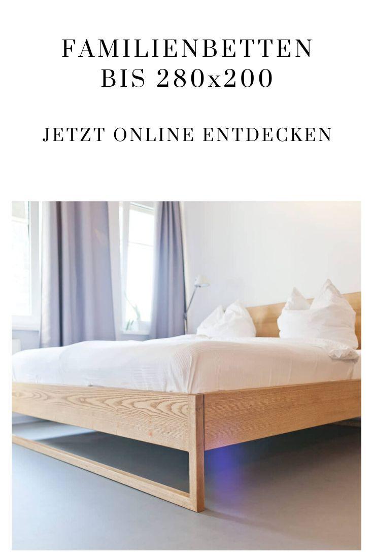 Bett 240x200 Entdecke moderne Betten in Überbreite (mit