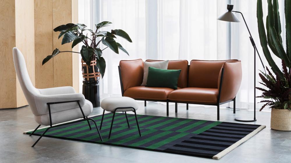 Stripe Rug Medium Striped rug, Large rugs, Carpet design