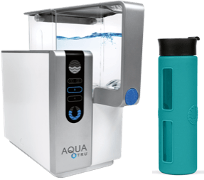 Aquatru Water Purifier Countertop Water Filter Reverse Osmosis