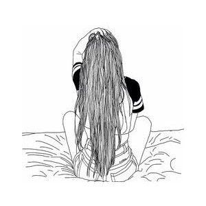 Sad Drawings Dibujos Drawin Pinterest