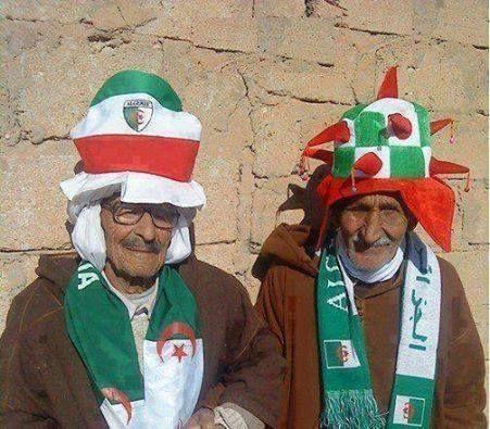 chiyokhna Algerian soccer fans