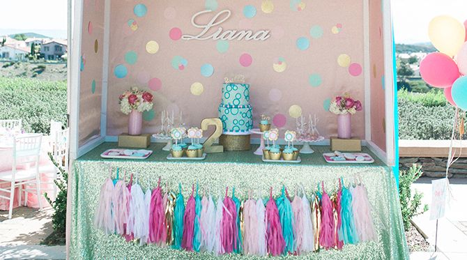 Bubble Birthday Party Inspired By This Bubble Birthday Parties Bubble Birthday Girly Birthday Party