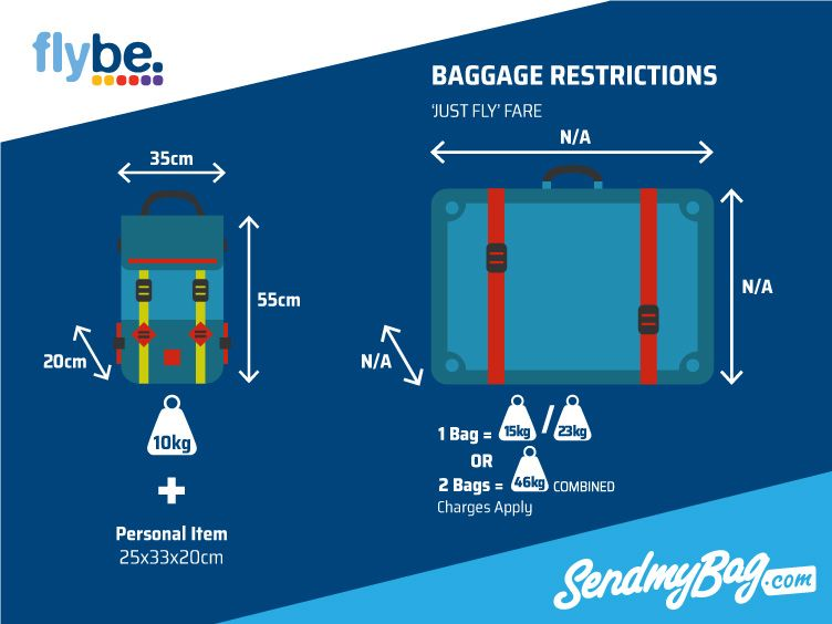 new york lace up in official supplier Flybe baggage allowance | Travel | Luggage allowance, Hand ...