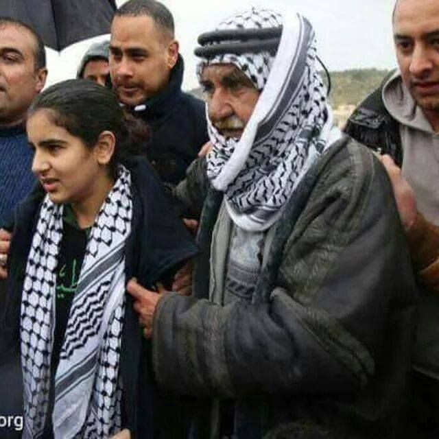 Malak Al Khatib Queen Of Freedom The Youngest Palestinian Prisoner Free From Israeli Occupation Jails Palestine Crimes Against Humanity Palestinian