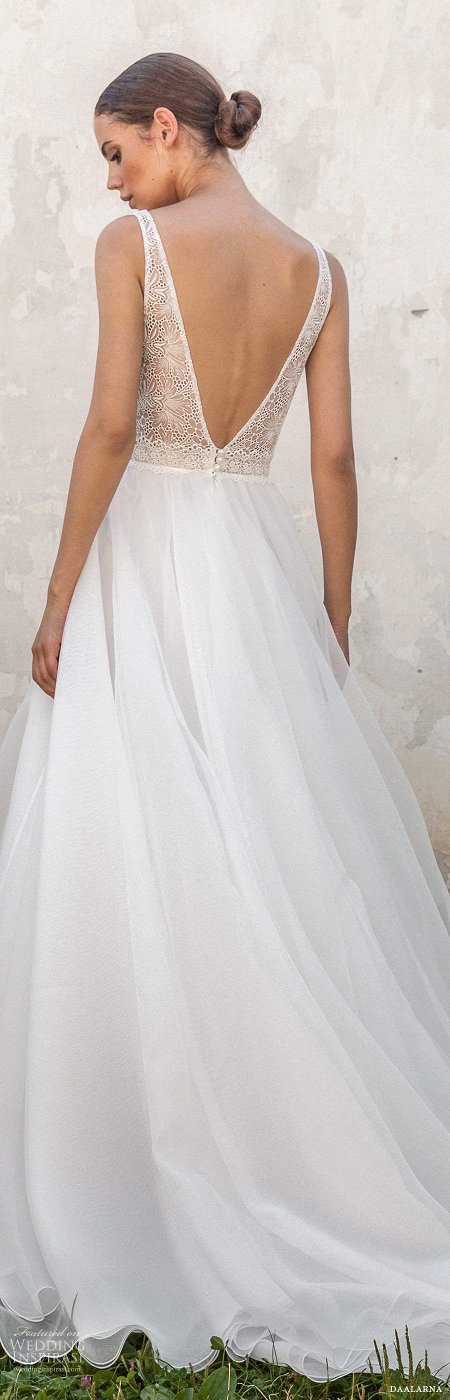 Daalarna Fall 2020 Wedding Dresses Folk Bridal Collection Wedding Inspirasi Wedding Dresses Plus Size Wedding Bridal Collection [ 2800 x 900 Pixel ]