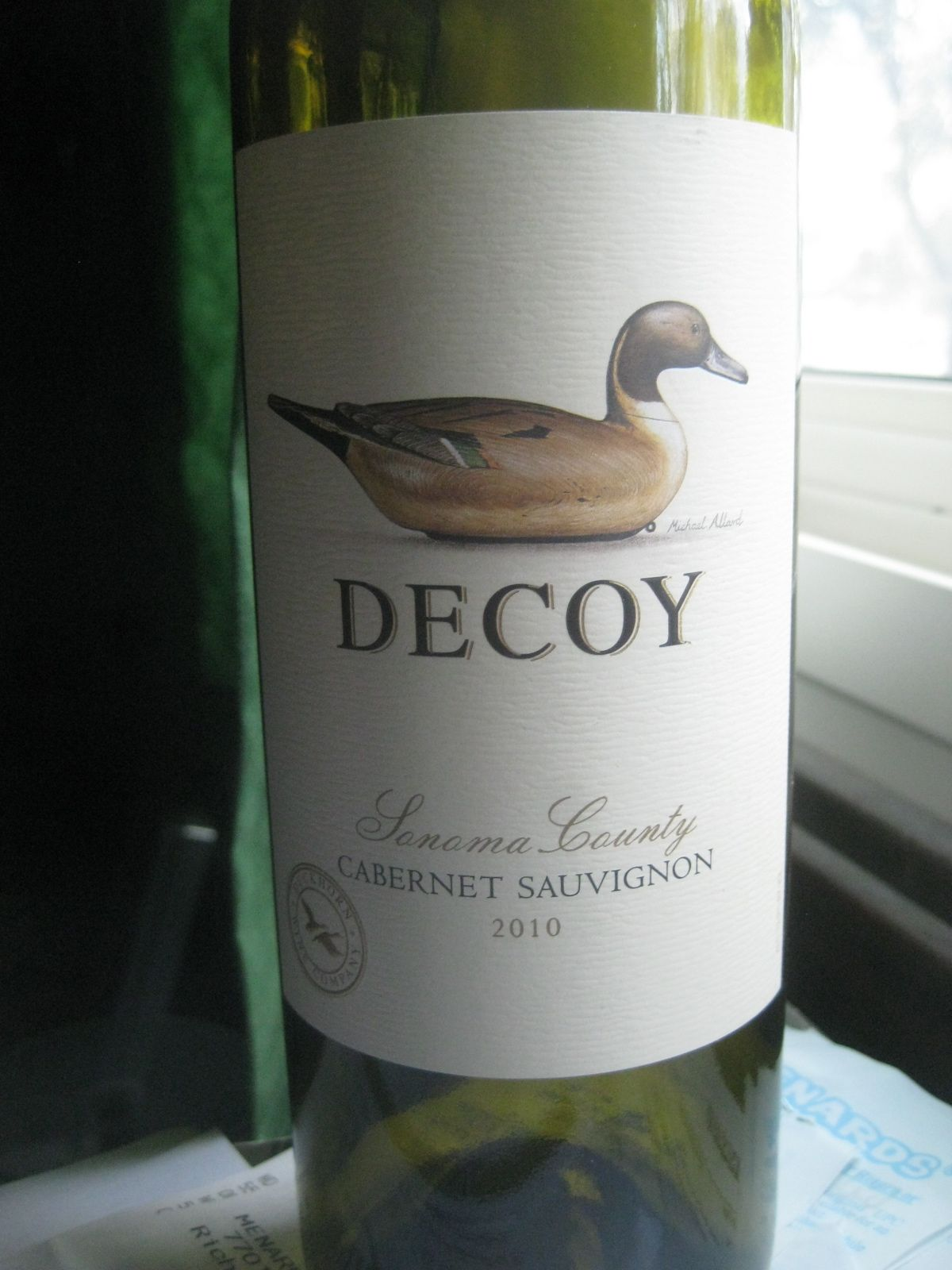 Had dinner party and Mr. Kot-tarrr brought this wonderful full smooth wine - highly endorse this!