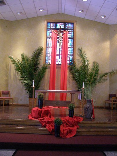 Image result for Catholic Church Lent Decorations (With ...