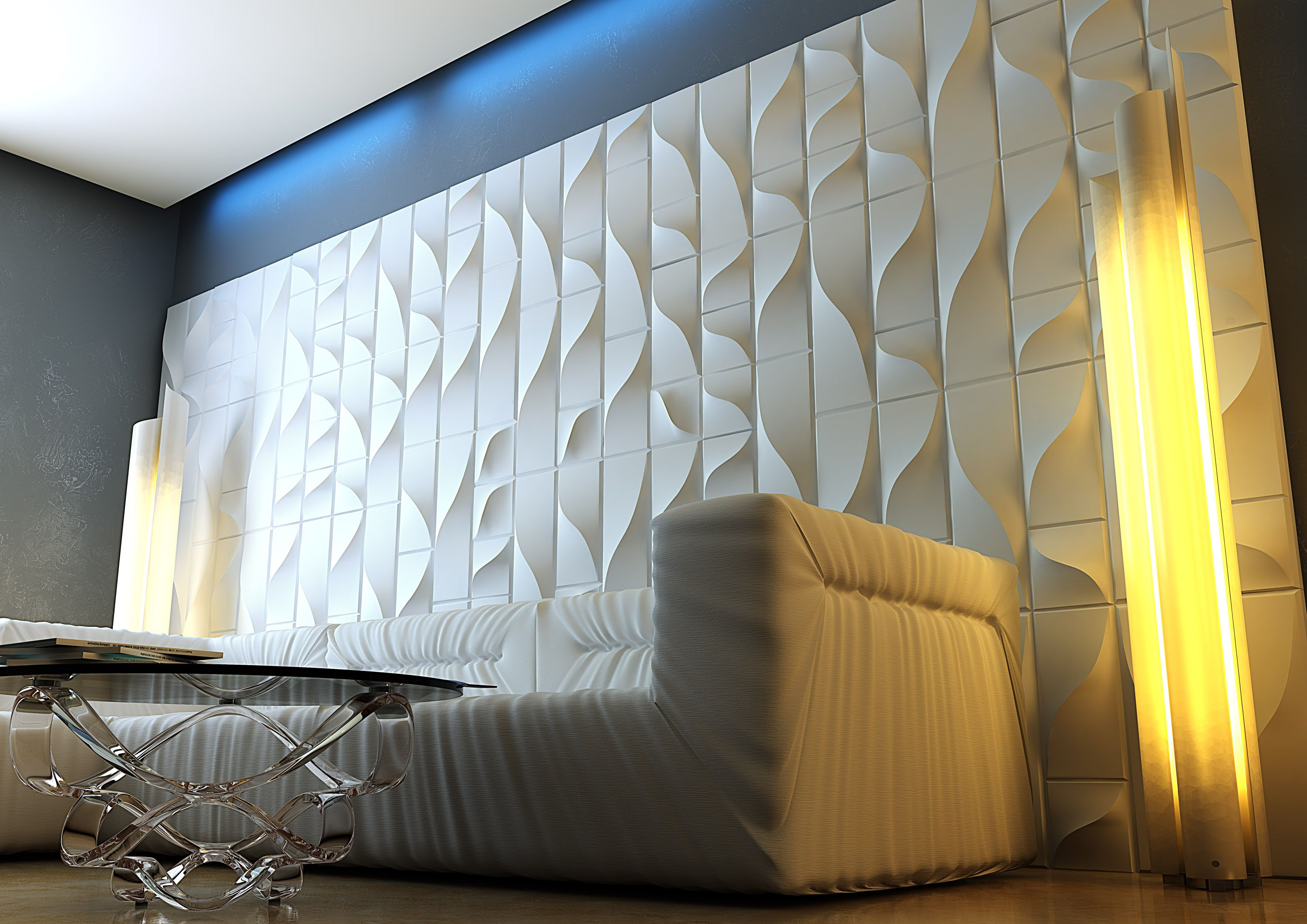 Home Wall Candy Design | Stone | Decorative wall panels ...