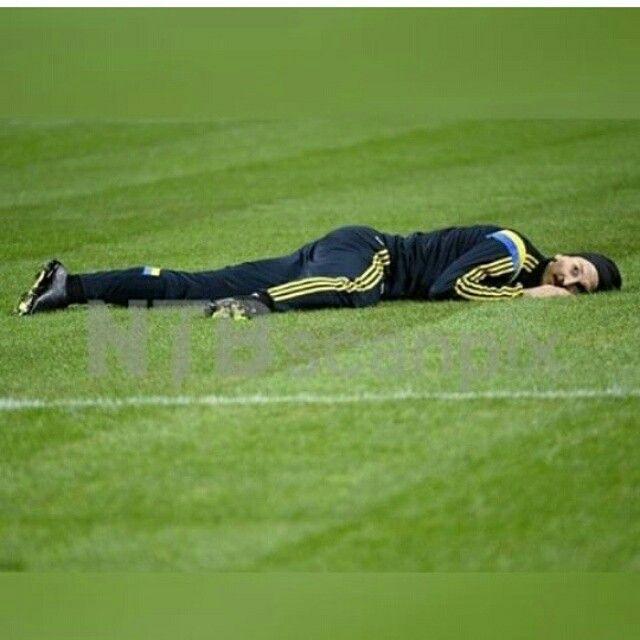 Zlatan Ibrahimovic <3 <3