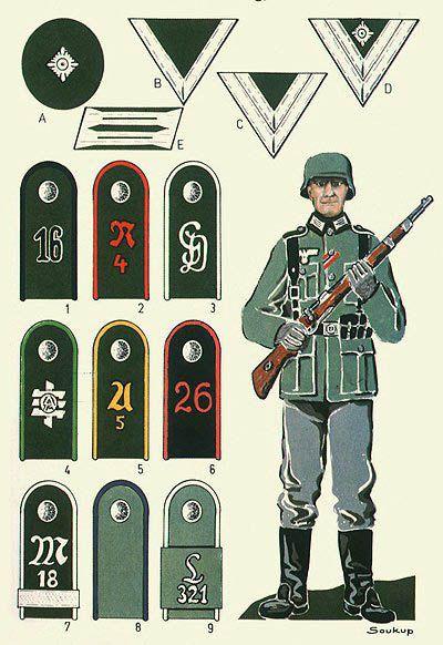 Heer Mannschaften Mit Bildern Deutsche Soldaten 2 Weltkrieg