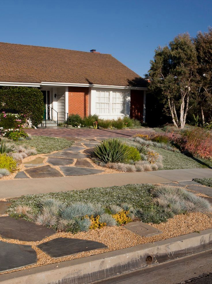 Backyard Desert Landscaping Ideas On A Budget - Sweet ... on Backyard Desert Landscaping Ideas On A Budget  id=30341