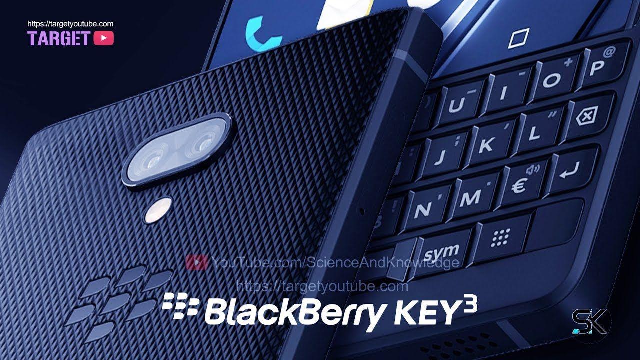 BlackBerry KEY3 AN ICON REIMAGINED!!! Blackberry, Best