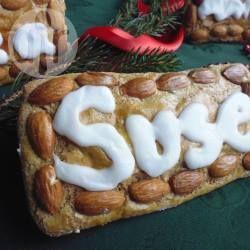 Lebkuchen Platzkarten Fur Weihnachten Eine Super Essbare