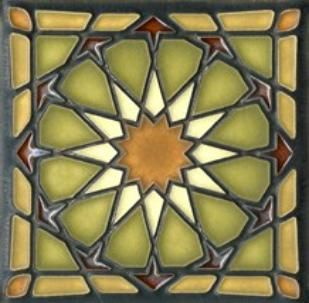 Craftsman tile