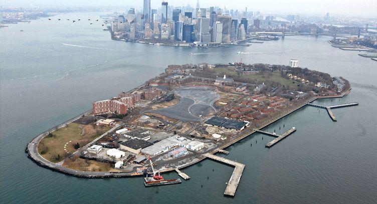 Governors Island Bike Map | NYC Bike Maps