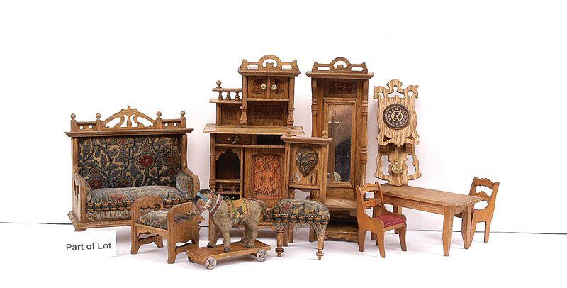 Superb Dollhouse Furniture