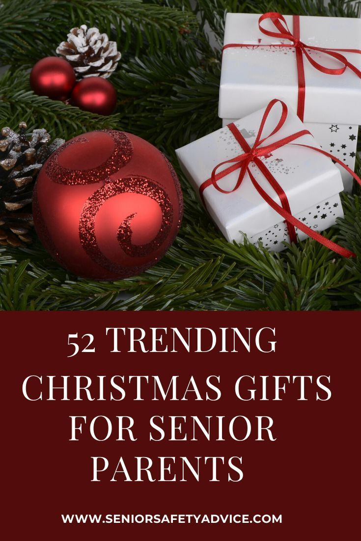 What To Get Aging Parents For Christmas - 53 Great Ideas ...