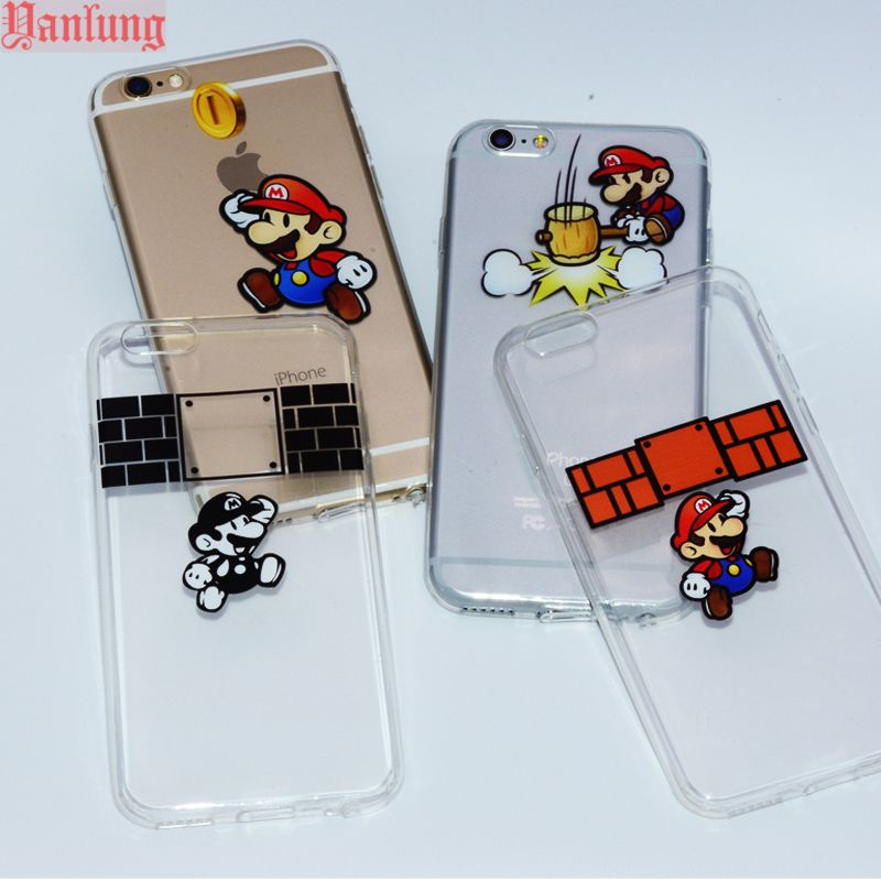 iphone 7 coque mario