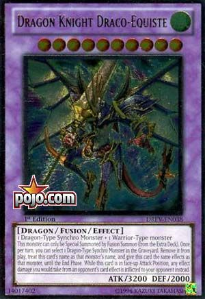 Dragon Type Synchro Monster 1 Warrior Type Monster This Monster Can