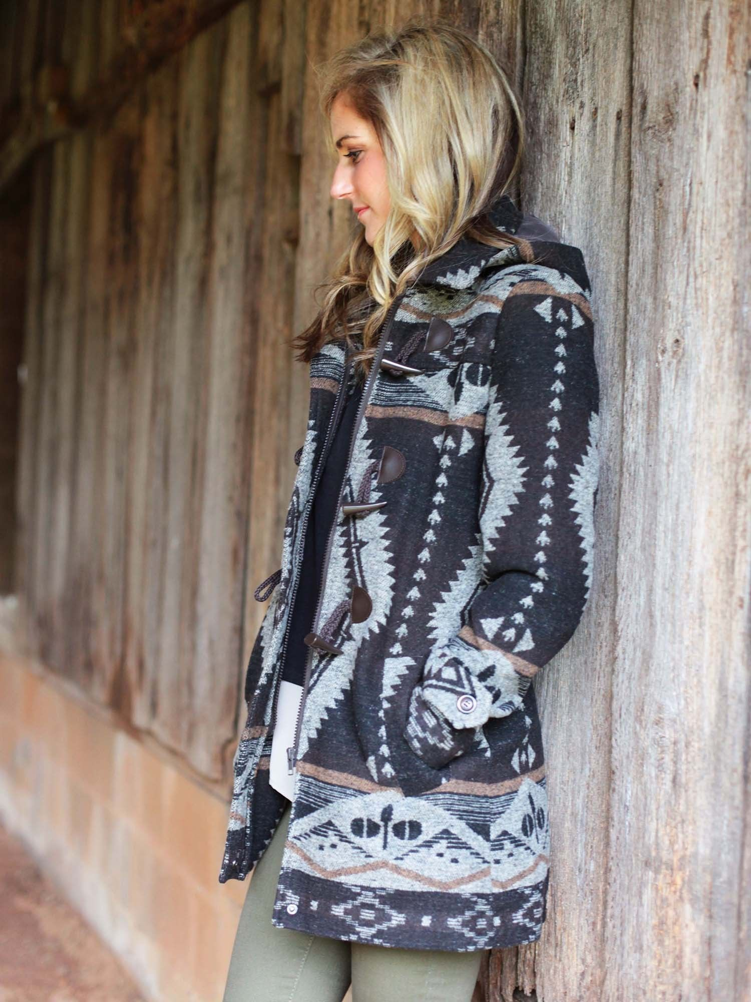 Altar D State Aztec Wonders Coat Altar D State Aztec Clothing Fashion Country Style Outfits [ 2000 x 1500 Pixel ]