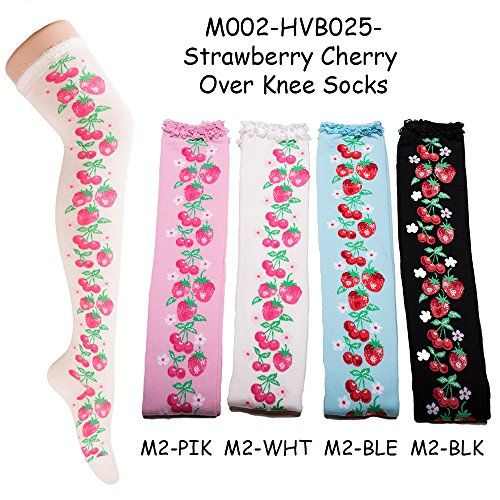 Lolita Charm Lolita Over Knee Socks