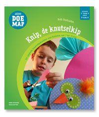 Knip, de Knutselkip : 101 originele knutselopdrachten voor kinderen van 7 tot 14 jaar