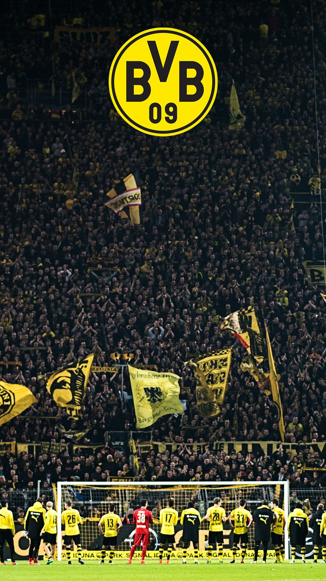 Borussia Dortmund Wallpapers 73 Images Borussia Dortmund Wallpaper Football Wallpaper Borussia Dortmund