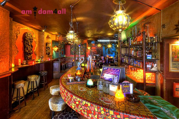 Kashmir Lounge Coffee Shop Amsterdam Visit Amsterdam