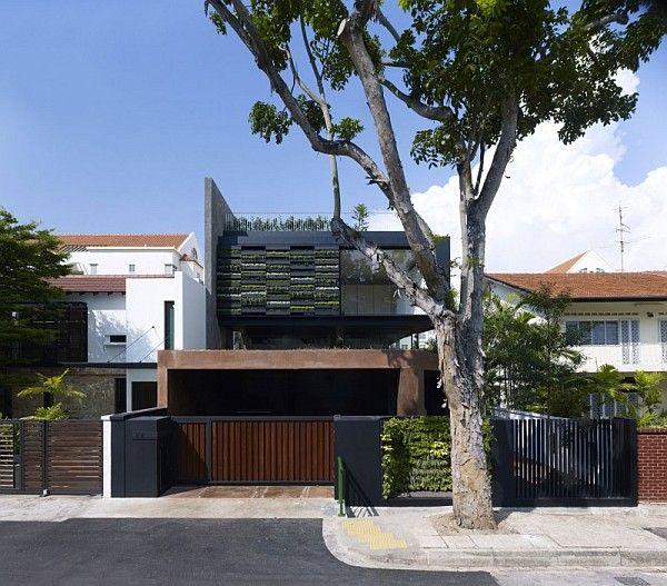 Maximum Garden House by Formwerkz Architects 2