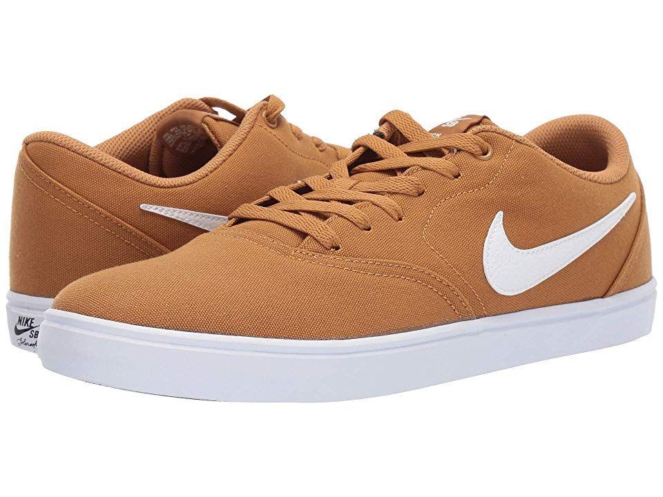 Nike Sb Check Solar Canvas Nike Sb Nike Mens Skate Shoes