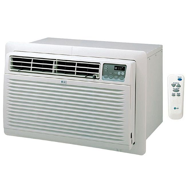 LG LT103CER 10,000 BTU Through-the-wall Air Conditioner with Remote