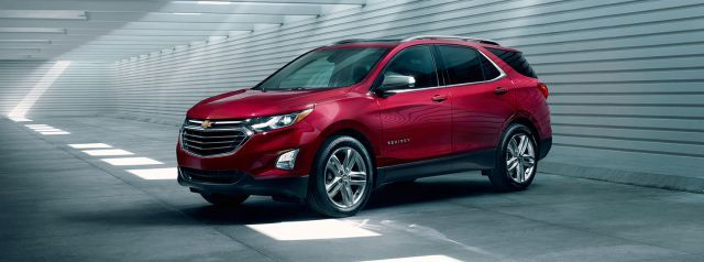 The New 2018 Chevy Equinox Was Seen Testing Its Engine In Southern