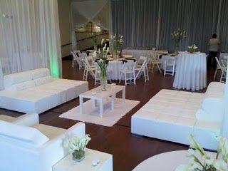 More lounge seating
