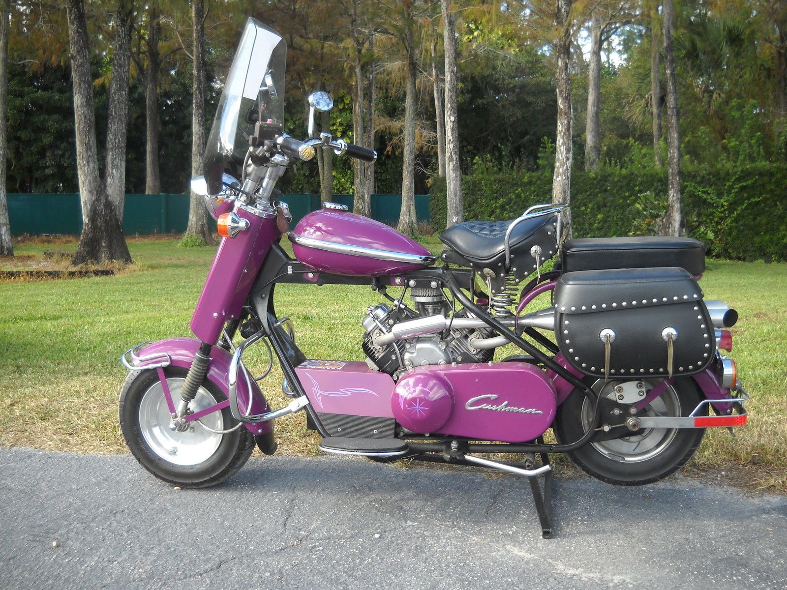 Cushman Motor Scooter Just Scoots Motor Scooters Hot Cars Vehicles