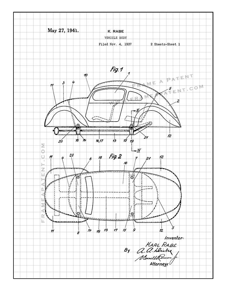 Pin By Frame A Patent On Automobile Patent Prints Patent Prints
