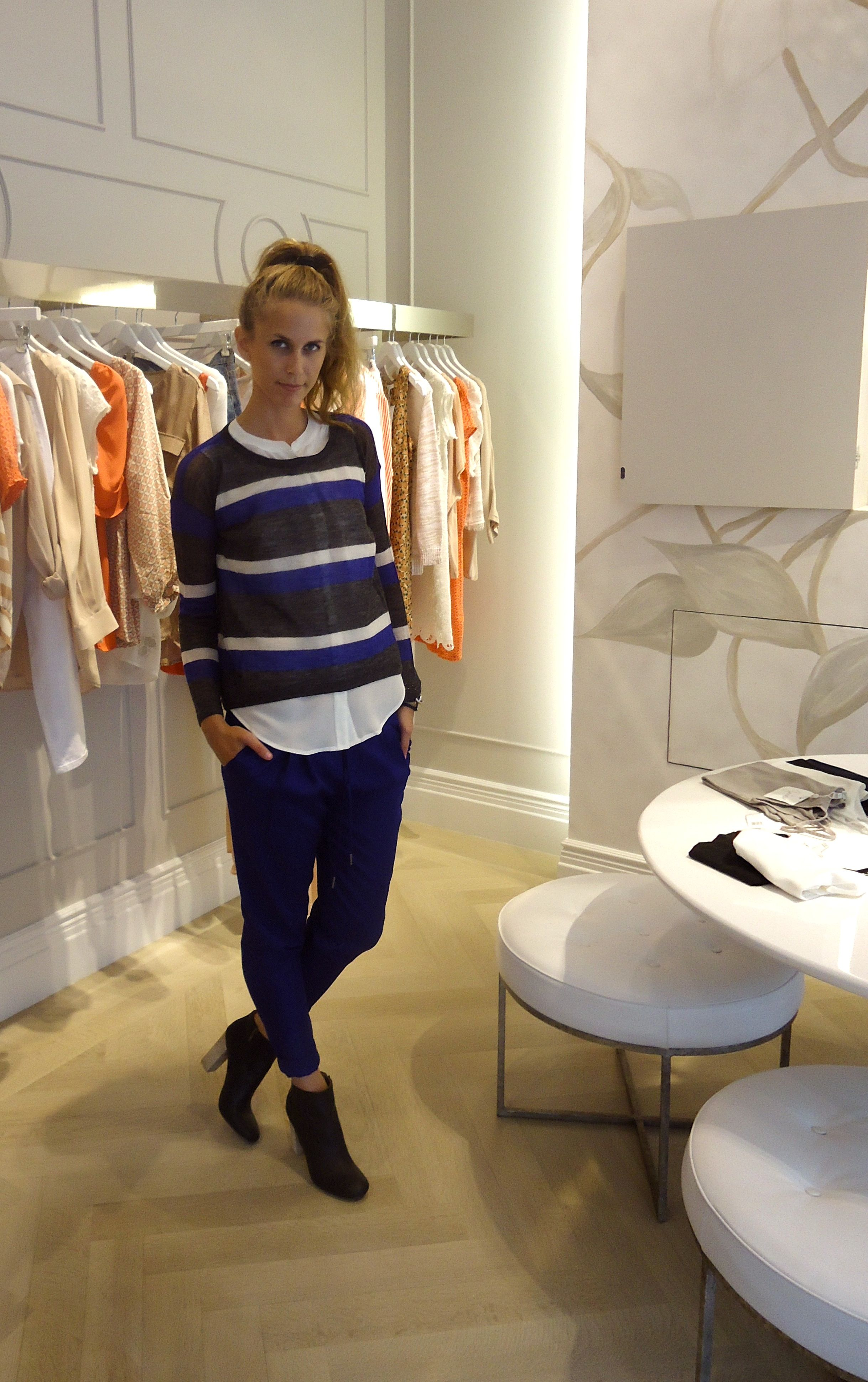 Liz Doupnik Fashion Editor New York Ny Fashion Editors Pinterest