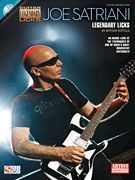 Joe Satriani - Legendary Licks (Softcover with CD)